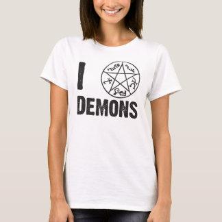 T-shirt Le piège du diable