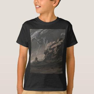 T-shirt Le pilleur de la dernière guerre