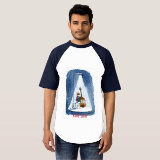 T-shirt Le PJ des hommes de jour de Larry