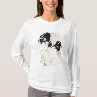 T-shirt Le plaisir de la conversation