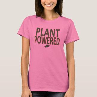"""T-shirt Le """"plante a actionné"""" la séance"""