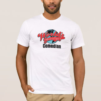 T-shirt Le plus grand comédien des mondes