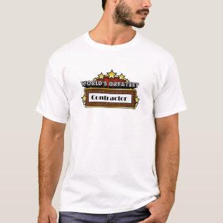 T-shirt Le plus grand entrepreneur du monde