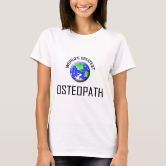 T-shirt Le plus grand ostéopathe du monde