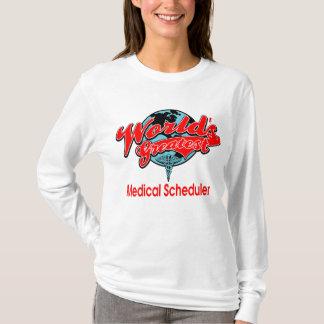 T-shirt Le plus grand programmateur médical du monde