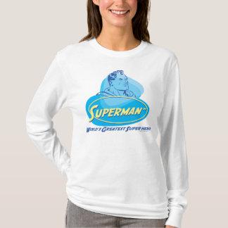 T-shirt Le plus grand superhéros du monde