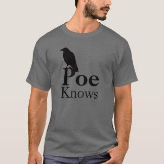 T-shirt Le Poe sait