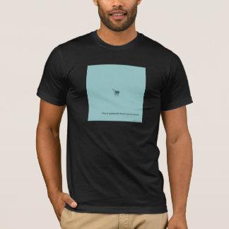 T-shirt Le poète