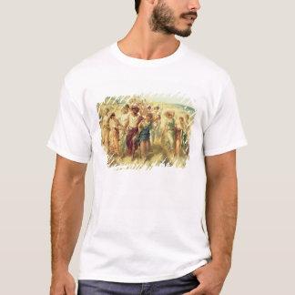 T-shirt Le poète Anacreon (570-485 AVANT JÉSUS CHRIST)