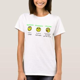 T-shirt Le point de vue du chimiste