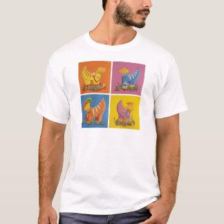 T-shirt Le poivre de Beatles Sgt