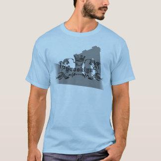 T-shirt Le pont n'est pas terminé