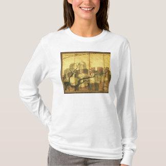 T-shirt Le pont sur la rivière de Liji