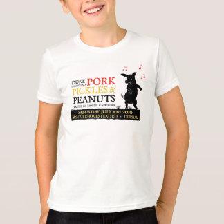 T-shirt le porc marine la copie des arachides 2010