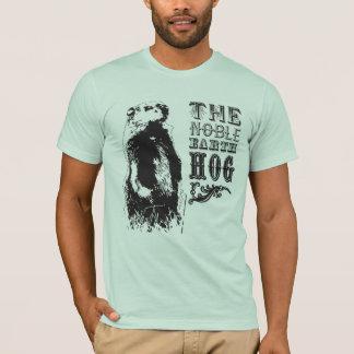 T-shirt Le porc noble de la terre