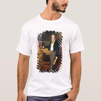T-shirt Le portrait a présumé d'être Alfred de La Chaussee