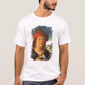 T-shirt Le portrait a présumé d'être Paracelsus
