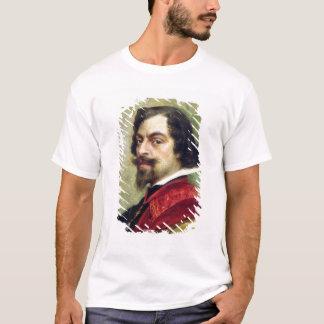 T-shirt Le portrait de Mounet-Salissent