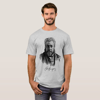 T-shirt Le portrait de Spurgeon