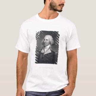 T-shirt Le portrait du Général principal Philip Schuyler,