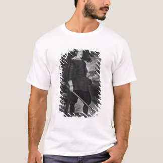 T-shirt Le portrait du roi de Philip IV de l'Espagne