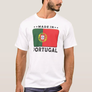 T-shirt Le Portugal a fait