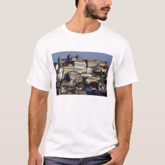 T-shirt Le Portugal, Porto (Porto). Maisons historiques et