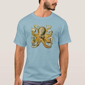 T-shirt Le poulpe d'Ernst Haeckel