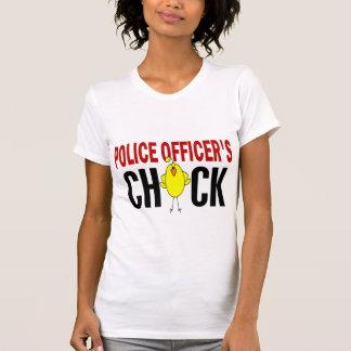 T-shirt Le poussin 1 du policier
