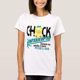 T-shirt Le poussin a interrompu 2 PCOS