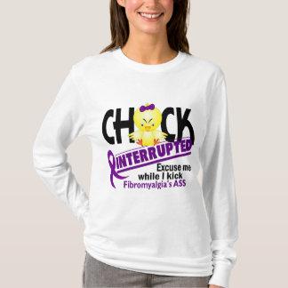 T-shirt Le poussin a interrompu la fibromyalgie 2