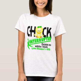 T-shirt Le poussin a interrompu la maladie de 2 Lyme