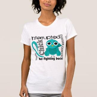 T-shirt Le poussin a interrompu le Cancer 3 ovarien