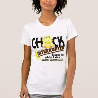 T-shirt Le poussin a interrompu le cancer de la vessie 2