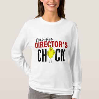 T-shirt Le poussin de directeur exécutif