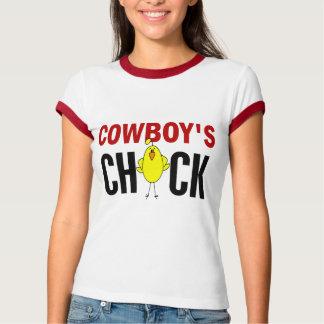 T-shirt Le poussin du cowboy