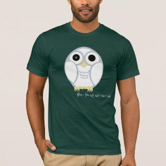 T-shirt le premier hibou de neige