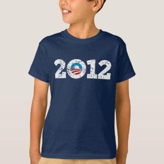 T-shirt Le Président 2012 Barack Obama