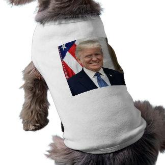 T-shirt Le Président Donald Trump