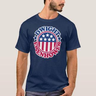 T-shirt Le Président Dwight Eisenhower des USA