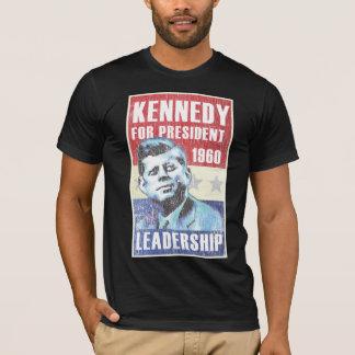 T-shirt Le Président historique Campaign Poster de John F.