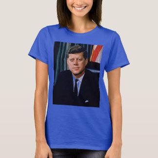 T-shirt Le Président John F. Kennedy