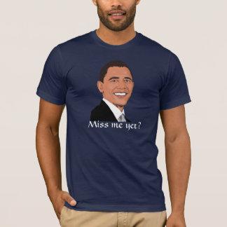 """T-shirt Le Président Obama demande, """"Mlle j'encore ? """""""