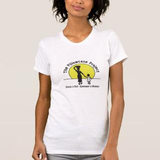 T-shirt Le projet de taie d'oreiller