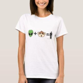 T-shirt Le projet volontaire terrestre