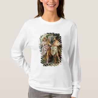 T-shirt Le prophète Élijah et l'ange