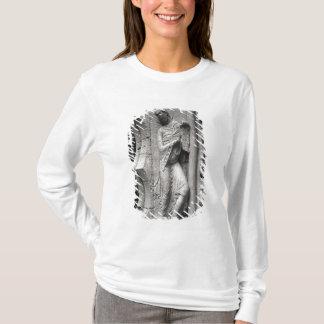 T-shirt Le prophète Isaïe déroulant un phylactère