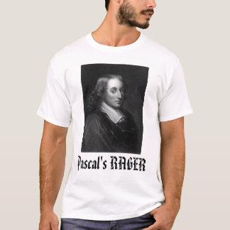 T-shirt Le RAGER de Pascal