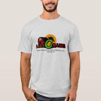 T-shirt Le ranch paresseux de C