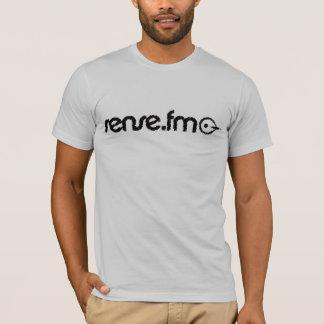 T-shirt Le regard en lambeaux des hommes
